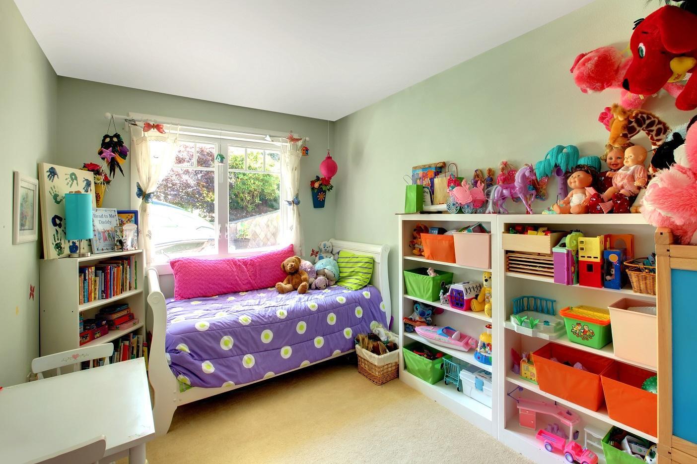 Дизайн детской комнаты курс